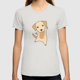 Dog Labrador Retriver Cute Dogs For Kids T-shirt