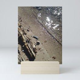 The little things Mini Art Print