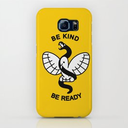 Be Kind, Be Ready iPhone Case