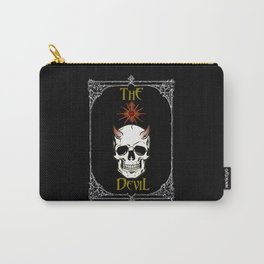 Tarot : The Devil Carry-All Pouch