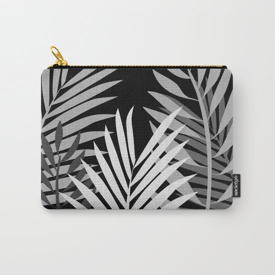 TROPICAL PALM LEAVES 1 Carry-All Pouch