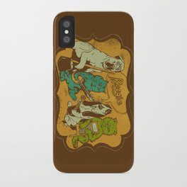 Boogie iPhone Case