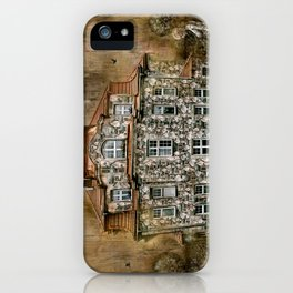 Townhouse Living iPhone Case