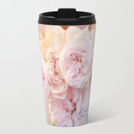 The Last Days of Spring - Old Roses II Travel Mug