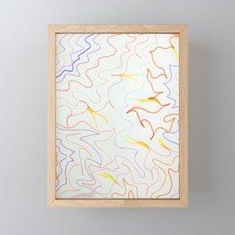 Simplistic Framed Mini Art Print