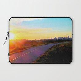 Cityscape Sunset 25 Laptop Sleeve