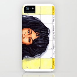 I'm the Weekend iPhone Case