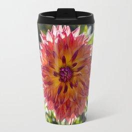 Dahlia / In The Garden / 1 Travel Mug