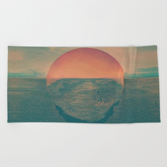 oblivion Beach Towel