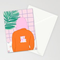 Hey you Stationery Cards