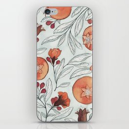 Young Pomegranates iPhone Skin