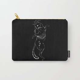 Slowly Drained Carry-All Pouch