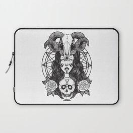 Satanic Princess Laptop Sleeve