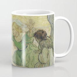 The Raising of Lazarus (after Rembrandt) Coffee Mug