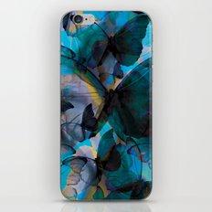 Morpho iPhone & iPod Skin