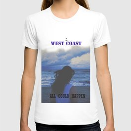 In The West Coast T-shirt