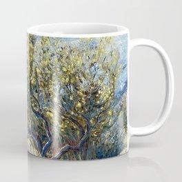 Lemon Tree at Home Aegina Greece Coffee Mug