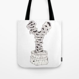 WHY Meat? Tote Bag