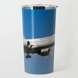 Air New Zealand Boeing 777 Travel Mug