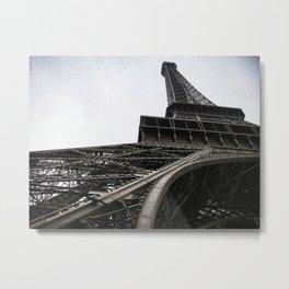 Le Tour Eiffel - Paris Metal Print