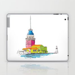 Maiden's Tower, Istanbul Laptop & iPad Skin