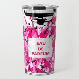 Pink Army Perfume Travel Mug