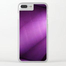 Château Champlain 4 Clear iPhone Case