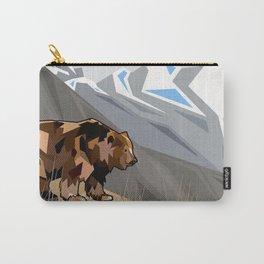 Fragile Bear Carry-All Pouch