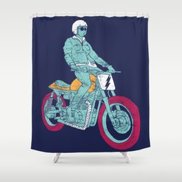 normal Shower Curtain