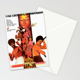 The Tattoo Connection Stationery Cards