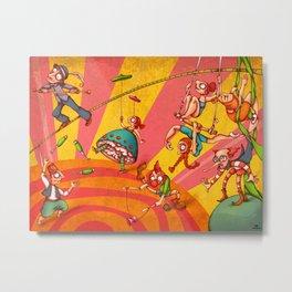 Circus 1 Metal Print