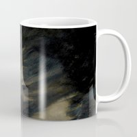 imagerybydianna Mugs featuring fade to shadow by Imagery by dianna