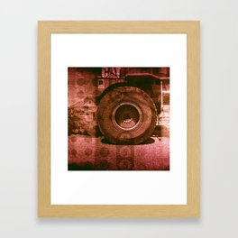 Inflated Framed Art Print