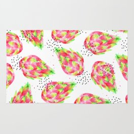 Dragon Fruit #society6 #decor #pattern Rug