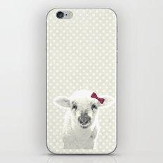 LAMB iPhone & iPod Skin