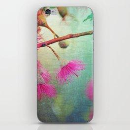 Gum Blossoms iPhone Skin