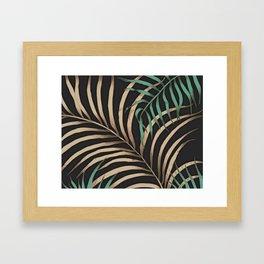 Tropic Nights Framed Art Print
