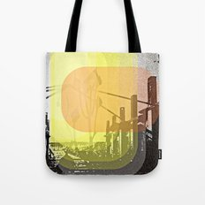 Sunset seventixx Tote Bag
