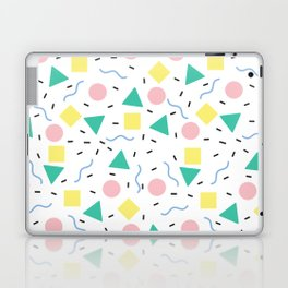 80s memphis trip Laptop & iPad Skin