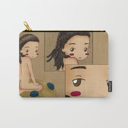 Syrian Love Muffin (Chibi Nasir, Spartacus) Carry-All Pouch