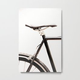 Bicycle No. 2 Metal Print