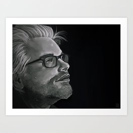 PSH Art Print