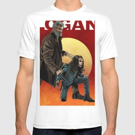 Logan by Big Foot Studios T-shirt