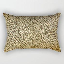 Radiating Stars Rectangular Pillow