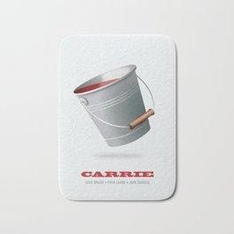 Carrie - Alternative Movie Poster Bath Mat