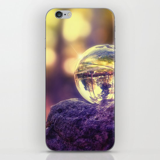 COLLECTION »CRYSTAL BALL«   Last Light iPhone & iPod Skin