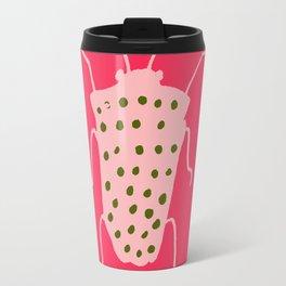 Arthropods hot pink Travel Mug