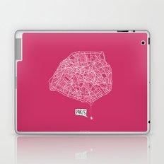 Spidermaps #1 Light Laptop & iPad Skin