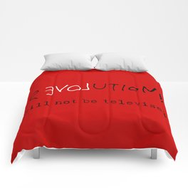 re-love-ution Comforters