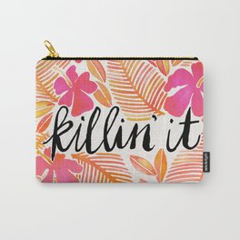 Killin' It – Melon Ombré Carry-All Pouch